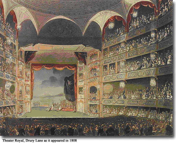 Theatre Royal 1808